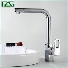 compare prices on sale kitchen faucets online shopping buy low flg factory direct sale kitchen faucet chrome cast deck mounted rotate 360 degrees kitchen tap mixer