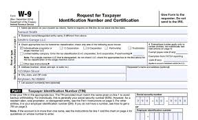 correctly set up w 9 and 1099 forms in quickbooks to avoid irs
