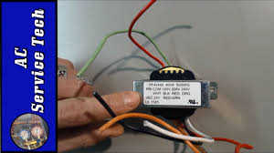 which hvac 24v transformer can you use for replacement on almost