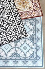 Moroccan Tile by Moroccan Tile Vinyl Floor Mats My Bathroom Ideas Pinterest