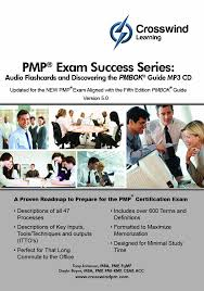 pmp exam success series mp3 audio flashcards and discovering the