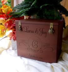 wedding gift card box wedding card box rustic wedding gift card box wedding box
