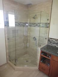neo angle shower enclosure hillcrest patriot glass and mirror
