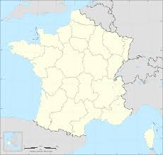 maps of the regions of france outline map of france kids coloring