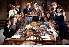waltons thanksgiving reunion stock photos waltons thanksgiving