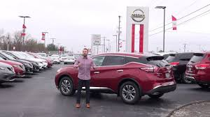 nissan murano interior colors 2016 nissan murano sl features review youtube