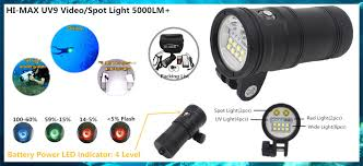 china ball video lighting made in china scuba diving spot video powerful diving torch light