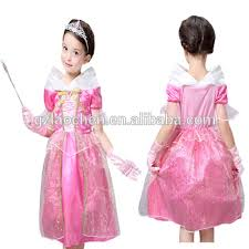 halloween sleeping beauty dress princess aurora children