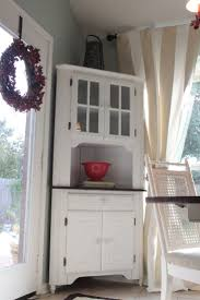 china cabinet corner hutch cabinets best china images on