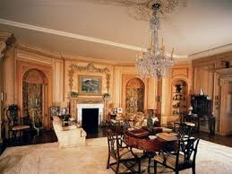 living room in mansion tour jack warner u0027s neoclassical style mansion in beverly hills