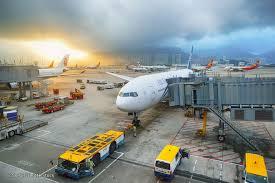 hong kong international airport chek lap kok information