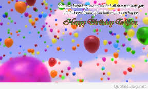 2015 happy birthday quotes and sayings on images