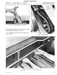 massey ferguson 3 9 10 and 12 baler service manual farm