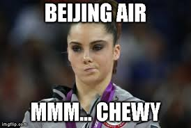 What Is Air Meme - is beijing s air a laughing matter the beijinger
