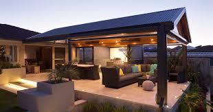 Patio Lighting Perth Alfresco Designs Ideas Outdoor Area Patio Living