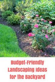 Budget Backyard 5 Backyard Landscaping Ideas On A Budget Budget Dumpster