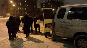 how a mobile soup kitchen feeds nyc u0027s homeless miracle of