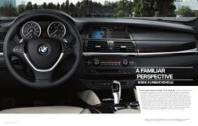 2013 Bmw X6 Interior 2013 Bmw X6 Brochure Ky Louisville Bmw Dealer