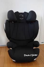 produit siege auto test produit le siège auto cybex solution q3 fix