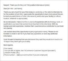 tutorials write thank you letter after an interview thank you letter after phone interview