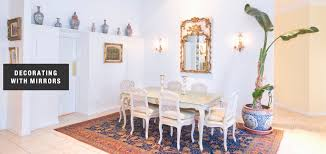 decorating with mirrors design ideas by home trends