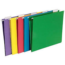file cabinet folder hangers staples bright colored hanging file folders 5 tab letter