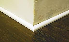 how to install shoe molding diy bauen home improvement