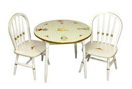 Kids Round Table And Chairs Lovely Round Table And Chair Sets For Children U0027s Furniture