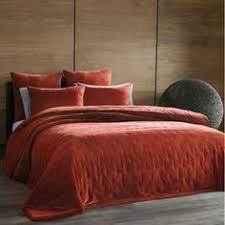 Burnt Orange Comforter King Rust Burnt Orange Color Burnt Orange Room Pinterest Burnt