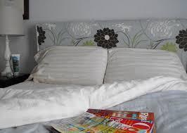 easy diy headboard ideas bedroom glamorous easy upholstered diy headboard tutorial