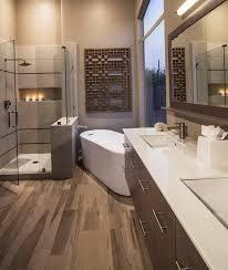Bathroom Wood Tile Floor 12 Best Bathroom Wooden Floor Ideas Images On Pinterest Basement