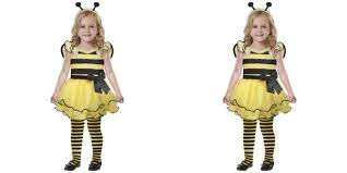 Walmart Halloween Costumes Toddler Walmart Cute Bee Toddler Halloween Costume 7 05