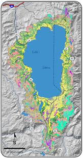 Tahoe Map Pnw Fire And Environmental Research Applications Team Fera