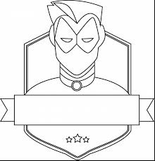 superb super hero face coloring pages with superheroes coloring