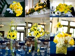 royal blue and yellow wedding decor ideas yellow and royal blue