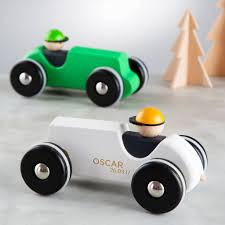 wooden car wooden toy car transporter