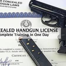jack griffith concealed handgun license training gun rifle