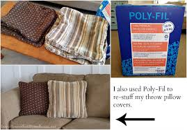 Pillow For Sofa by Easy U0026 Inexpensive Saggy Couch Solutions Diy Couch Makeover