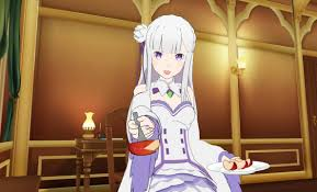 subaru and emilia married emilia u0027s vr app now out ready to experience a new world again