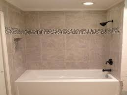 Photos Of The Bathroom Tub Tile Designs Installation With - Bathroom tile designs patterns