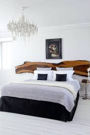 bedrooms inspiring cool wall mounted headboards that will make