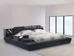 Platform Bed Frame King Size Bed Frame Low Bed Frame King Japanese Platform Bed Low Bed Frame