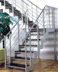 Stainless Steel Stair Handrails Gorgeous Stainless Steel Stairs Design Stainless Steel Staircase