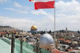 Flag Of Jerusalem Shalom Für Die Veganer Ein Besuch In Israel U2013 Zum Fressn Gern