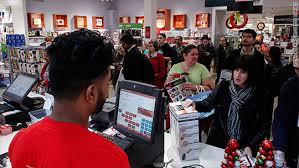 black friday target crowds black friday 2016 holiday shopping season arrives nov 24 2016