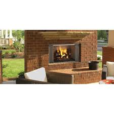 majestic odvilla 42 villawood 42 outdoor wood fireplace with