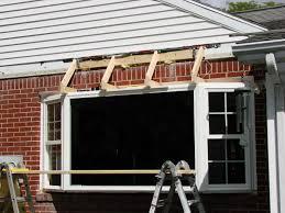 bay window installation u0026 roof construction u2013 bryan ohio