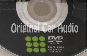 lexus rx 400h gps dvd toyota lexus navigation map dvd disc 86271 33044 data version 04 2 w41