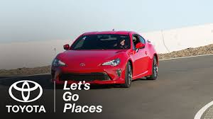 toyota usa website great for one thing the 2017 toyota 86 toyota youtube