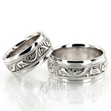 marriage rings sets wedding band sets his and hers wedding bands matching wedding